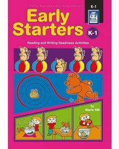 Early Starters K-1 (Ages 5-7)