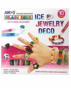 Ice Jewelry Deco