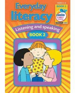 Everyday Literacy Book 2 (Ages 4-6)