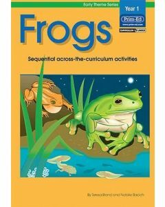 Early Theme Series: Frogs (Ages 5-6)