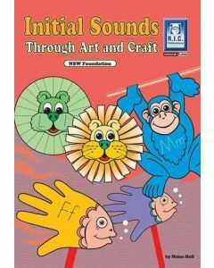Initial Sounds Through Art and Craft NSW Foundation (Ages 5-7)