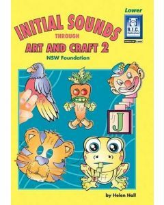 Initial Sounds Through Art and Craft 2 NSW Foundation (Ages 5-7)