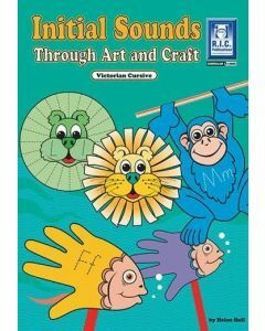 Initial Sounds Through Art and Craft Victorian Cursive (Ages 5-7)