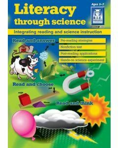 Literacy Through Science (Ages 5-7)