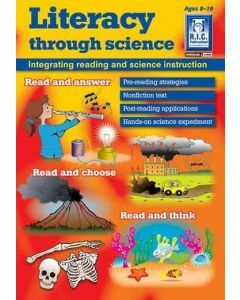 Literacy Through Science (Ages 8-10)