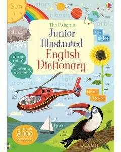 The Usborne Junior Illustrated English Dictionary