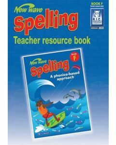 New Wave Spelling Teacher Resource Guide Book F
