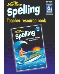 New Wave Spelling Teacher Resource Guide Book G
