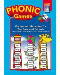 Phonic Games (Ages 5-7)