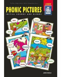 Phonic Pictures Initial Sounds and Blends (Ages 5-7)