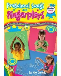 Preschool Songs and Fingerplays Early Learning