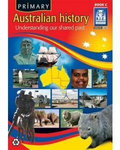 Primary Australian History Book C (Ages 7-8)