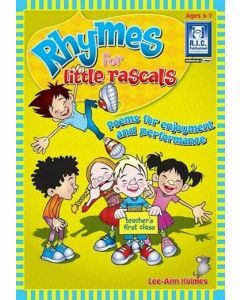 Rhymes for Little Rascals (Ages 5-7)