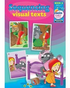 Sequencing Visual Texts Book 3