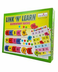 Link 'n' Learn Elementary Maths (Ages 5+)