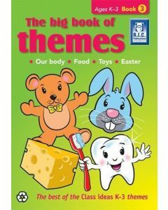 The Big Book of Themes Book 3 (Years K-3)