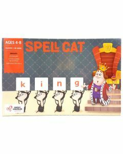 Spell Cat (Ages 4-8)