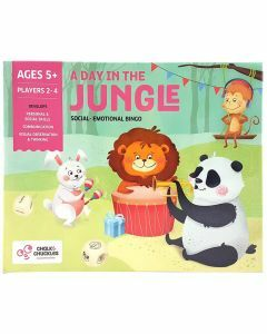 A Day in the Jungle - Social-Emotional Bingo (Ages 5+)