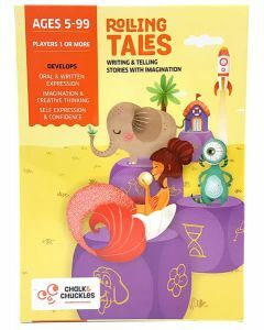 Rolling Tales (Ages 5+)