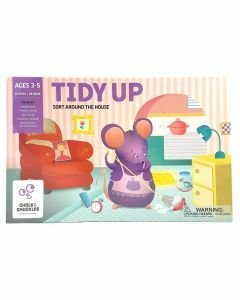 Tidy Up - Sort Around the House (Ages 3-5)