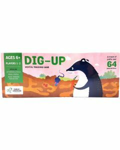 Dig-Up - Mental Tracking Game (Ages 6+)