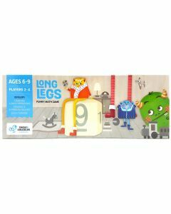 Long Legs - Funny Math Game (Ages 6-9)