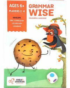 Grammar Wise - Colourful Language (Ages 6+)