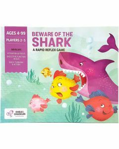 Beware of the Shark - A Rapid Reflex Game (Ages 4+)
