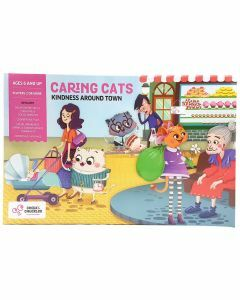 Caring Cats - Kindness around Town (Ages 6+)