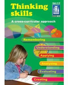 Thinking Skills: A Cross-Curricular Approach (Ages 6-8)