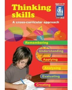 Thinking Skills: A Cross-Curricular Approach (Ages 8-10)