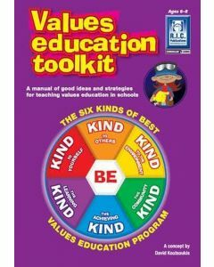 Values Education Toolkit (Ages 6-8)