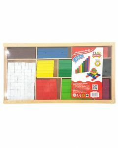 Cuisenaire Rods 308pc Pack (Ages 3+)