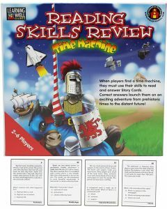 Reading Skills Review: Time Machine