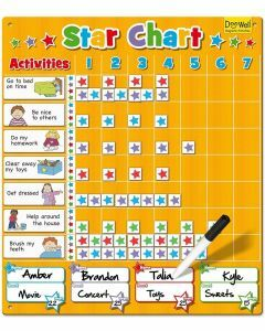 Family Star Chart (Ages 3+)