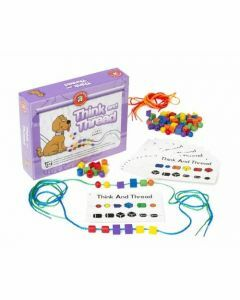 Think and Thread (Ages 3+)