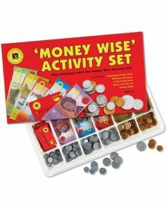 Money Wise Activity Set (Ages 6+)