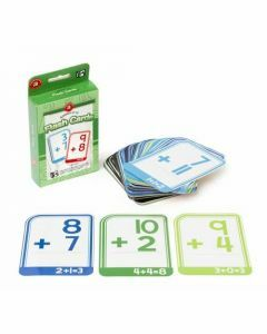 Addition 0-12 Flash Cards (Ages 6+)