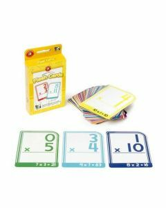 Multiplication 0-12 Flash Cards (Ages 6+)