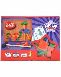 Tap-Tap Construction - QU-2060 (Ages 4-6)