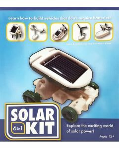 6 in 1 Solar Kit (Ages 12+)