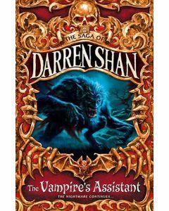 The Vampire's Assistant (The Saga of Darren Shan Book 2)