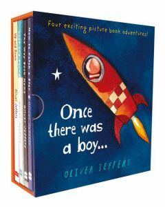 Once there was a boy 4-Book Boxset