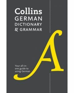 Collins German Dictionary & Grammar 8th Edition (Available to Order)