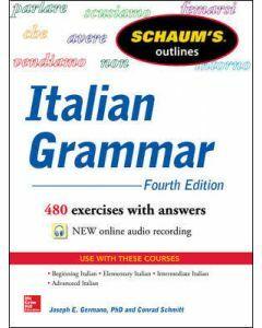 Schaum's Outline of Italian Grammar 4e