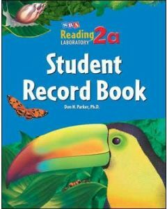 Reading Lab 2a, Student Record Book