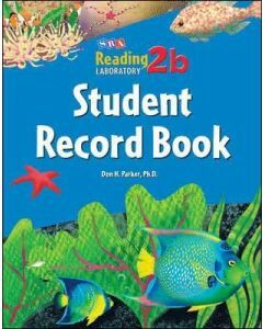 Reading Lab 2b, Student Record Book