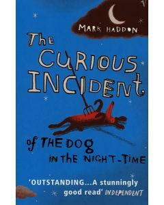 The Curious Incident of the Dog in the Night-time (Vintage Paperback)
