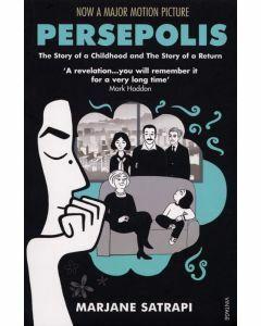 Persepolis I & II (Graphic Novel)