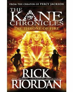 The Kane Chronicles #2: The Throne of Fire